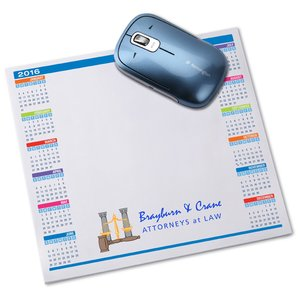 Notepad Mouse Pad - Calendar Image 1 of 1