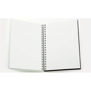 3D Spiral Notebook - Circle - Closeout Image 2 of 2