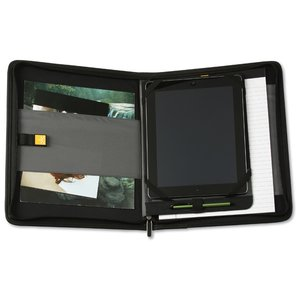Case Logic Conversion Series Zippered Padfolio - 24 hr Image 2 of 2