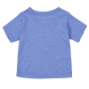 View Extra Image 2 of 2 of Bella+Canvas Tri-Blend T-Shirt - Infant