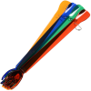 View Image 2 of 2 of Back Scratcher with Shoe Horn - Translucent - 24 hr