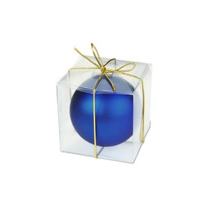 "4"" Shatterproof Ornament - 24 hr"