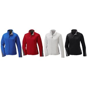 North End Sport Bonded Fleece Jacket - Ladies'