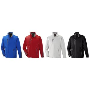 North End Sport Bonded Fleece Jacket - Men's Image 1 of 2