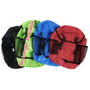 Trail Loop Drawstring Backpack - 24 hr Image 1 of 3