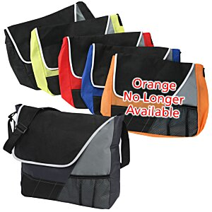Rhythm Messenger Bag