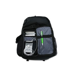 Crossover Laptop Backpack Image 1 of 5