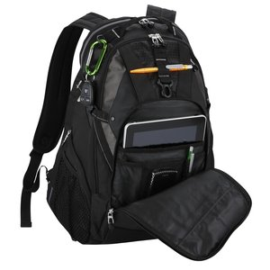 Vertex Laptop Backpack II - Embroidered