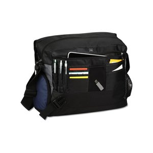 Freestyle Laptop Messenger Bag II - Closeout Image 2 of 5