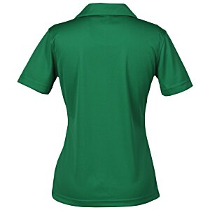 Dri-Mesh V-Neck Sport Shirt - Ladies' Image 1 of 1