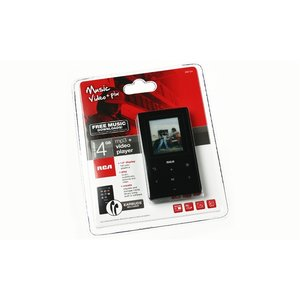 RCA Video MP3 Player - 4GB Image 1 of 2