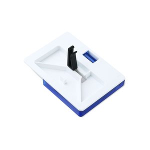 Car Vent Note Pad with Pen - Translucent