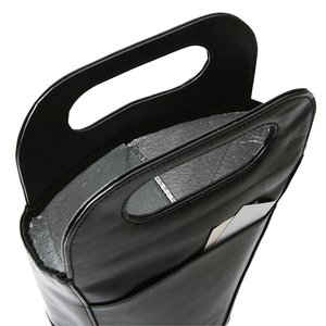 Belgio Insulated Double Wine Tote Image 1 of 2