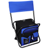 View Image 3 of 5 of 24-Can Cooler Chair with Back Rest