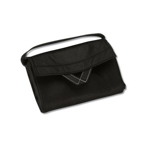 Olympus Foldable Lunch Cooler - Black - Closeout Image 2 of 2