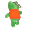 Wild Bunch Keychain - Frog Image 1 of 1
