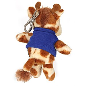 Wild Bunch Key Tag - Giraffe Image 1 of 1
