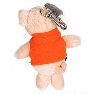 Wild Bunch Keychain - Pig Image 1 of 1