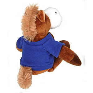 Mascot Beanie Animal - Horse Image 1 of 1