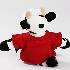 Mascot Beanie Animal - Cow