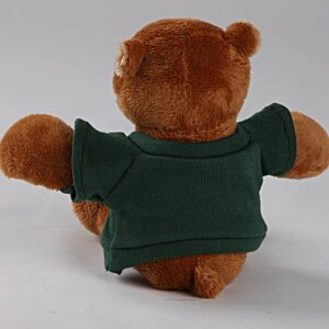 Mascot Beanie Animal - Brown Bear Image 1 of 1
