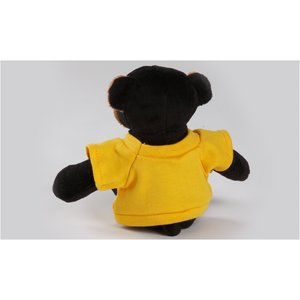 Mascot Beanie Animal - Black Bear - 24 hr Image 1 of 1