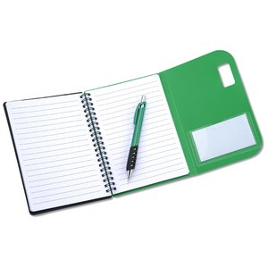 Covert Notebook w/Pen - 24 hr