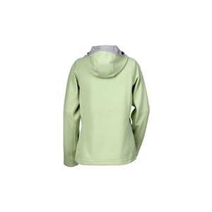 Destination Bonded Fleece Hooded Jacket - Ladies' Image 1 of 2