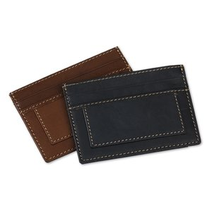 Leather Card Holder Image 1 of 2
