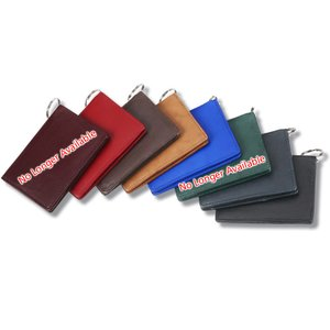 Leather ID Holder Image 1 of 3