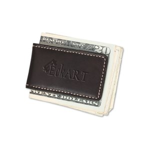 Leather Money Clip Image 2 of 3