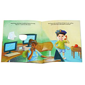 All About Me Book - Police Safety Image 1 of 2