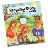 All About Me Book - Recycling