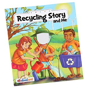 All About Me Book - Recycling Image 2 of 3
