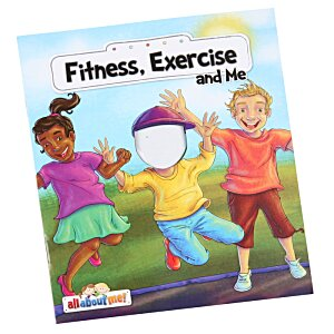 All About Me Book - Fitness and Exercise Image 1 of 3