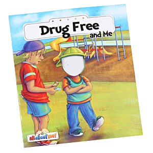 All About Me Book - Drug Free Image 2 of 3