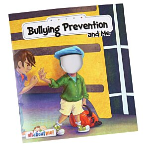 All About Me Book - Bullying Prevention Image 2 of 2