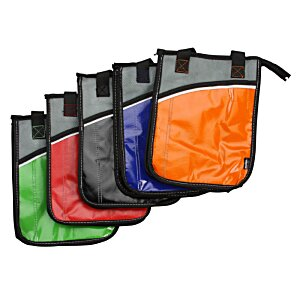 KOOZIE® Upright Laminated Lunch Cooler Image 1 of 3