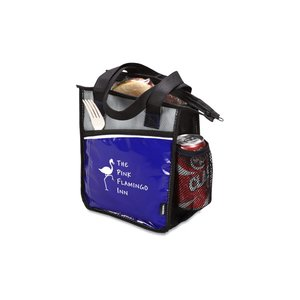 KOOZIE® Upright Laminated Lunch Cooler - 24 hr Image 2 of 3