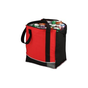 KOOZIE® Tri-Tone Insulated Grocery Tote Image 1 of 1