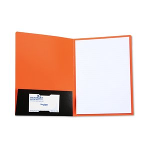 Pocket Folder Jr. Padfolio - Lunar Splash