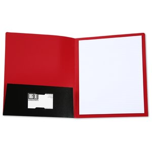Pocket Folder Padfolio - Lunar Splash Image 1 of 2