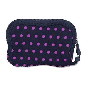 BUILT Zip Camera Case - Mini Dot Navy Image 2 of 2