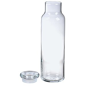 Vibe Glass Bottle with Glass Lid - 22 oz. Image 1 of 1