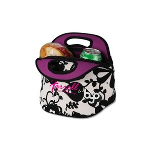 BYO by BUILT Rambler Lunch Bag - Ladybug Image 2 of 2