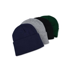Bayside USA Made Knit Cuff Beanie Image 1 of 1