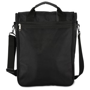 Vertical Laptop Backpack Brief Image 2 of 3