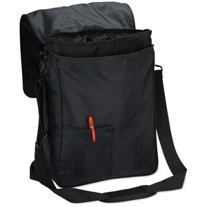 Vertical Laptop Backpack Brief Image 3 of 3