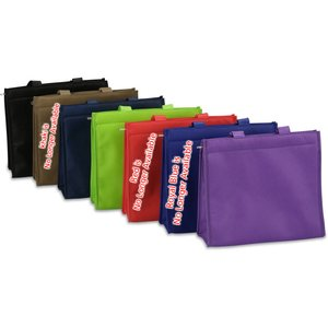 Fresh Slant Insulated Lunch Tote - 24 hr Image 1 of 2