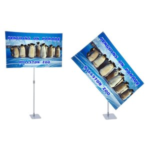 "360 Banner Stand - 78"" x 36"" - Replacement Graphic"